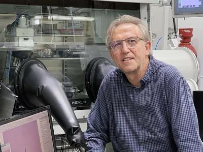 GENAM Coronado Premio Humbolt de Investigación